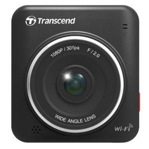 Transcend DrivePro 200 - Enregistreur vidéo Dashcam pour voiture Wi-Fi