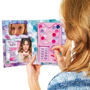 Giochi Preziosi Livre de maquillage 3 Violetta