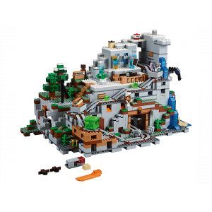 Lego 21137 - Minecraft : La mine