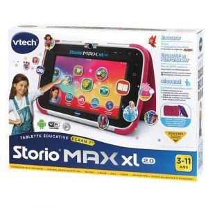 Vtech Tablette Storio MAX XL 2.0 - Rose