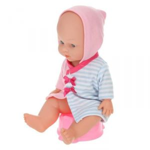 Loko Toys Bébé dans son bain 30 cm