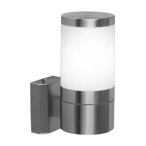 Globo Lighting Lampe d'extérieur Globo Xeloo acier inoxydable