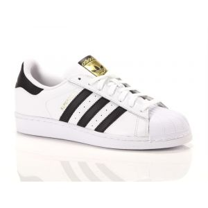 Adidas Originals Superstar, Baskets Basses Homme - Blanc (FTWR White/Core Black/FTWR White) - 44 2/3 EU