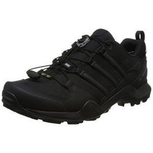 Adidas Terrex Swift R2 GTX, Chaussures de Randonnée Basses Homme, Noir (Negbas 000), 45 1/3 EU
