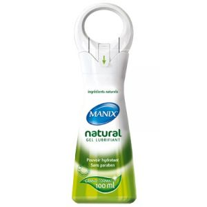 Manix Natural - Gel lubrifiant