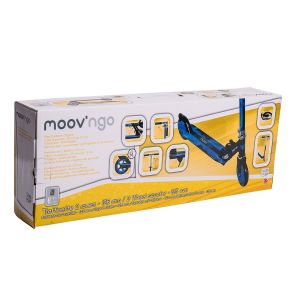 Moov'ngo Trottinette 125 mm (bleu)