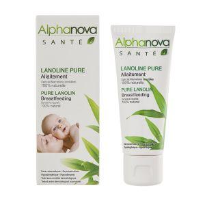 Alphanova Lanoline Pure Allaitement 100% naturelle
