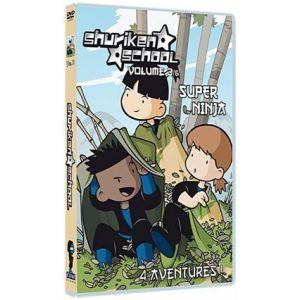 Shuriken School - Volume 3/6 : Super Ninja