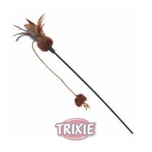 """Trixie Canne à pêche 50 cm collection """"nature"""""""