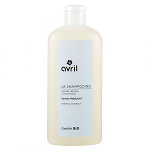 Avril Le Shampooing usage fréquent à l'aloe vera et avoine Bio