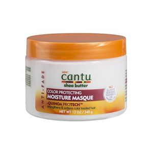 Cantu moisture masque, color protecting