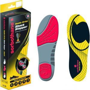 Sorbothane Double Strike Insoles UK Size 5-6.5
