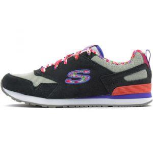 Skechers Chaussures Retrospect floral fancies Gris - Taille 28
