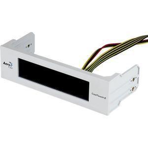 Aerocool CoolTouch-E - Rhéobus 4 canaux avec écran LCD tactile
