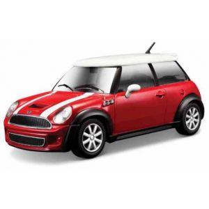 Bburago Mini Cooper S : Echelle 1/24