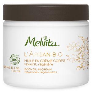 Melvita L'argan bio - Huile en crème corps
