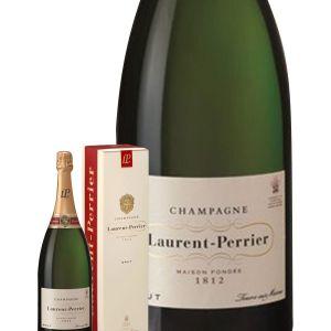 Laurent Perrier Champagne brut - La bouteille de 75cl