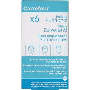 Carrefour 6 patchs purifiants