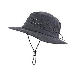 Millet Traveller Flex Hat Chapeau Homme, Black-Noir, FR : L (Taille Fabricant : L)