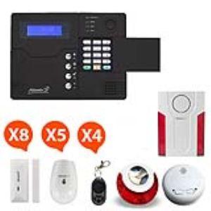 Atlantic's ST V Kit 9 - Alarme GSM sans fil