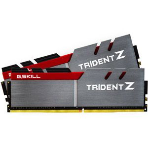 G.Skill Trident Z 32 Go (2x 16 Go) DDR4 3466 MHz CL16 Gris / Rouge
