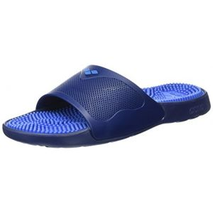 Arena Claquettes marco x grip box hook solid fast blue navy 47