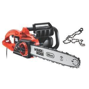 Black & Decker GK1935TX - Tronçonneuse électrique 1900W