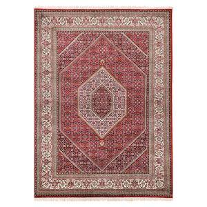 Theko Meraj Silk touch Bidjar - Tapis style orient (70 x 140 cm)