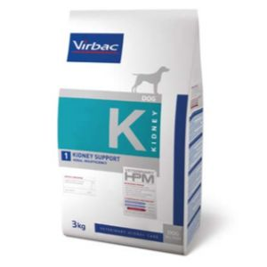 Virbac Veterinary HPM Kidney Support Dog Contenance : 12 kg