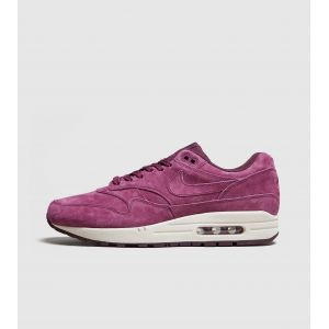 Nike Baskets basses Air Max 1 Premium Violet