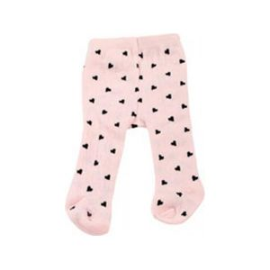 Gotz Collant, Petit pois pink Rose