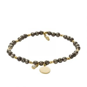 Fossil Femme Bracelet Pyrite Vert JA6984710
