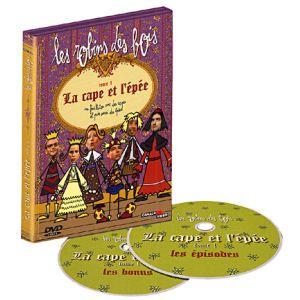 Les Robins des Bois : La Cape et l'épée - Tome 1