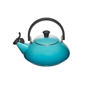 Le Creuset Zen - Bouilloire à sifflet 1,5 L