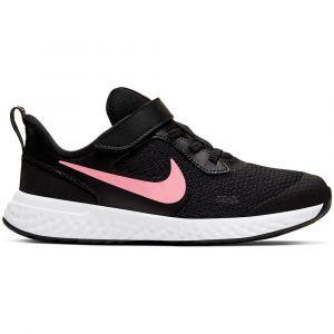 Nike Chaussure Revolution 5 pour Jeune enfant - Noir - Taille 33 - Unisex