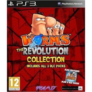 Worms : the revolution collection [PS3]