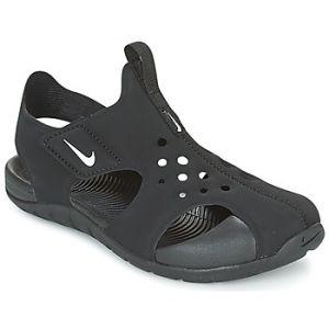 Nike Sunray Protect 2 (PS), Sandales de Sport Garçon, Noir (Black/White 001), 29.5 EU