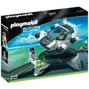 Playmobil 5150 Future Planet - Jet des E-Rangers avec rampe de lancement
