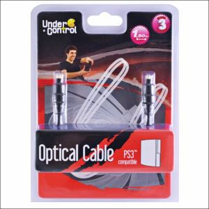 Under Control Câble optique pour PS3
