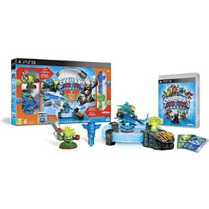 Pack de démarrage Skylanders Trap Team [PS3]