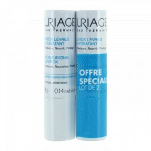 Uriage Duo Stick lèvres hydratant