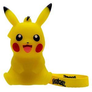 TeknoFun Figurine mon Pikachu avec Dragonne L ineuse 10 cm [Goodies]