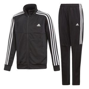 Adidas Survêtement Yb Ts Tiro Noir / Blanc - Taille 12 Ans