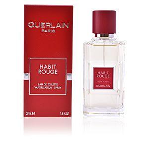 Guerlain Habit Rouge - Eau de toilette pour homme - 50 ml
