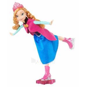 Mattel La Reine des Neiges - Anna Reine du patinage