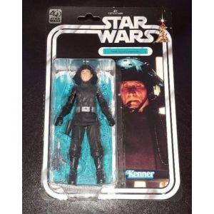 Hasbro Figurine Star Wars The Black Series 40e anniversaire Death Squad Commander
