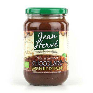 Jean Hervé Pâte à tartiner Chocolade 750g