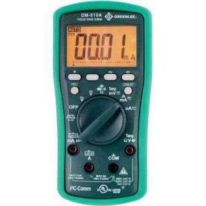 Greenlee DM-510A CAT II 1000 V, CAT III 600 V Multimètre numérique