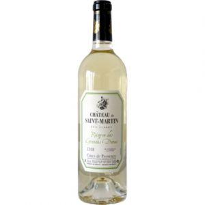 RÉSERVE DES GENTES DAMES - CHÂTEAU SAINT MARTIN Côtes de Provence AOP, blanc, 2015