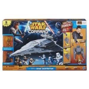 Hasbro Star Destroyer - Coffret Star Wars flotte d'invasion de l'Empire